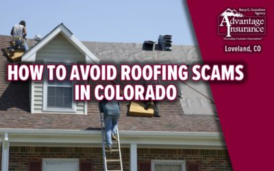 How To Avoid Roofing Scams in Loveland & Northern Colorado